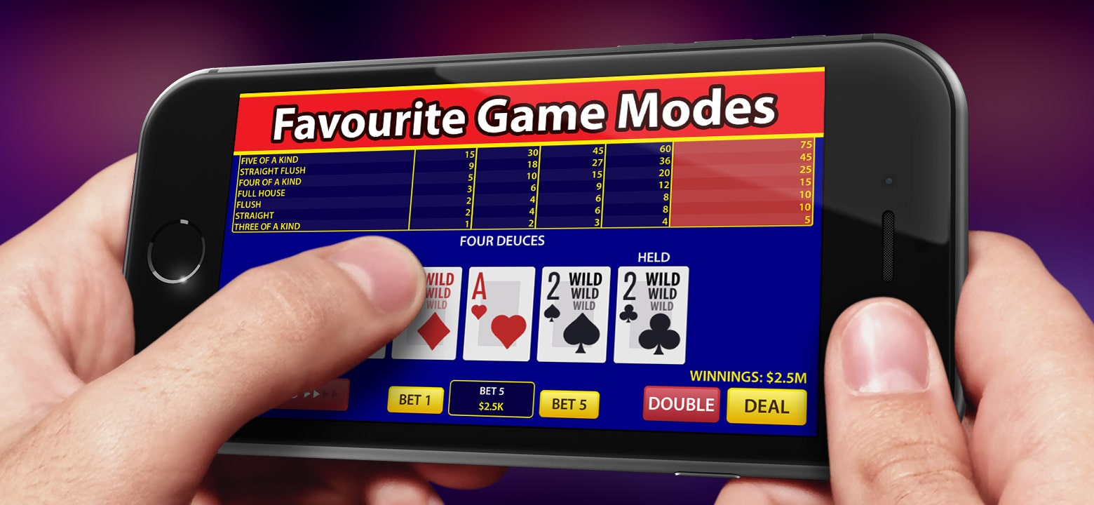 Video Poker | KamaGames