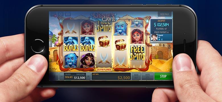 Slots | KamaGames