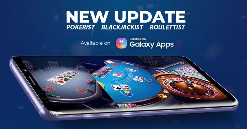 Samsung Galaxy Casino